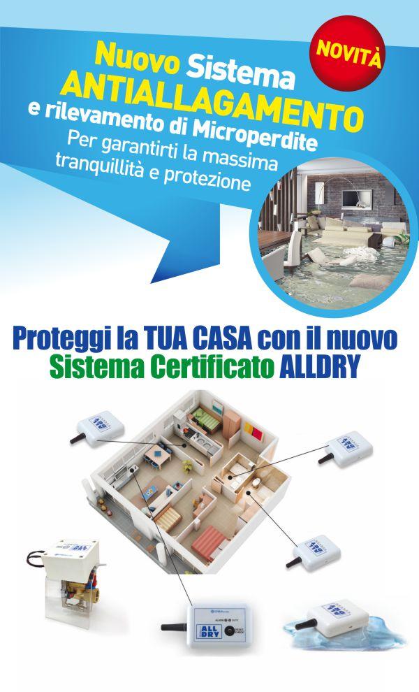 Sistema antiallagamento novita 39 - Sistemi antiallagamento per casa ...